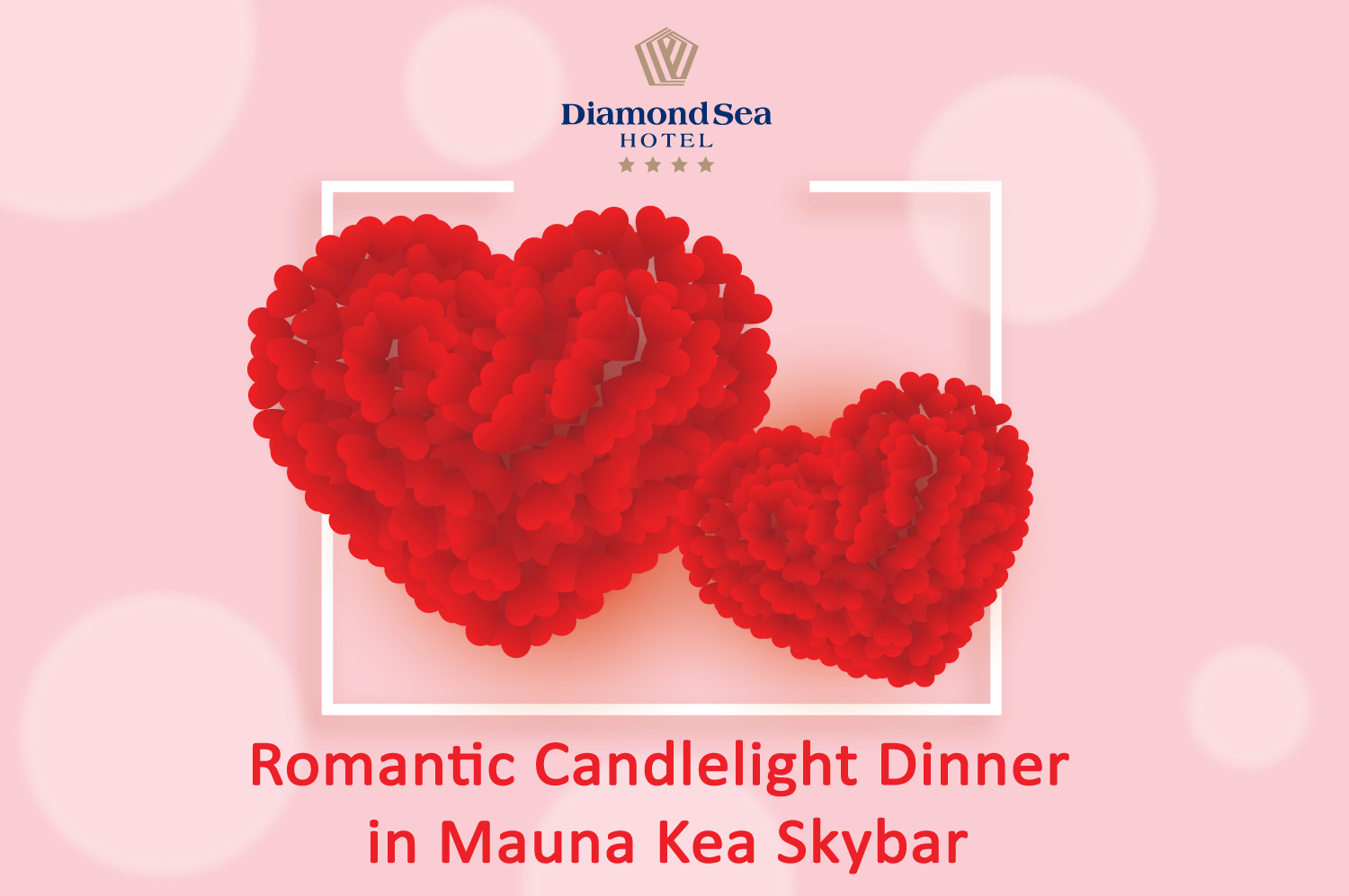 Romantic Candlelight Dinner in Mauna Kea Skybar
