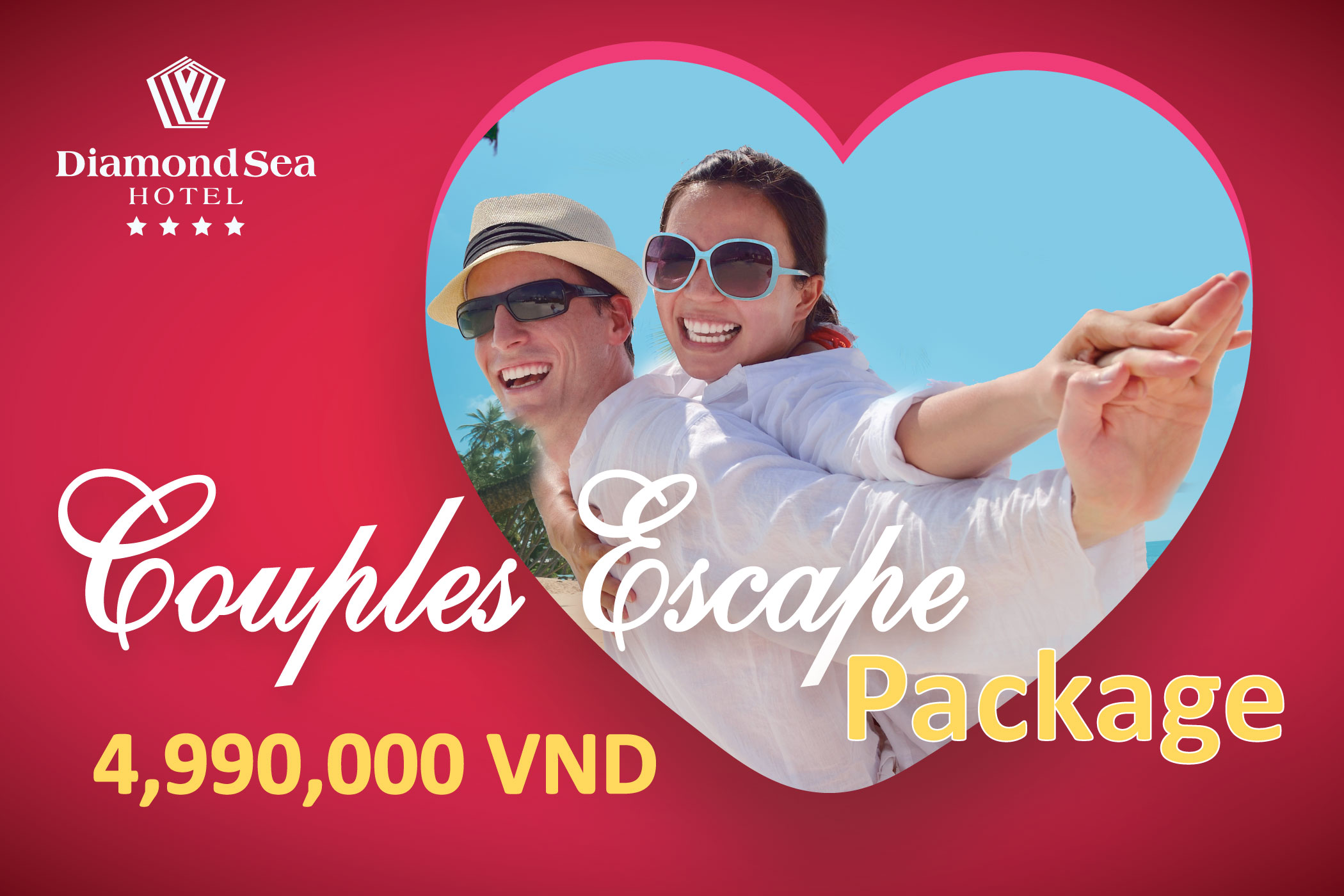 Couples Escape Package