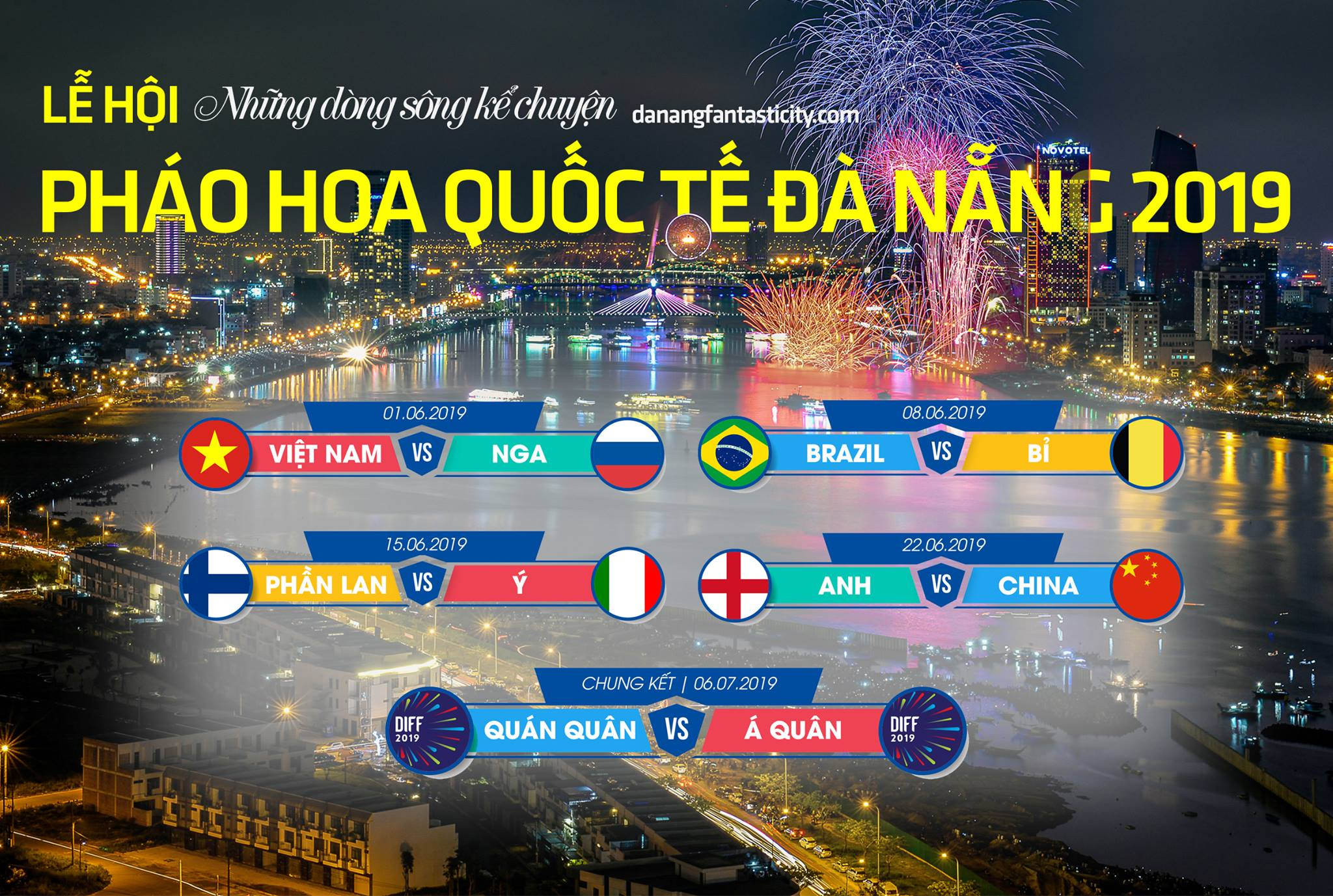 DANANG INTERNATIONAL FIREWORK 2019