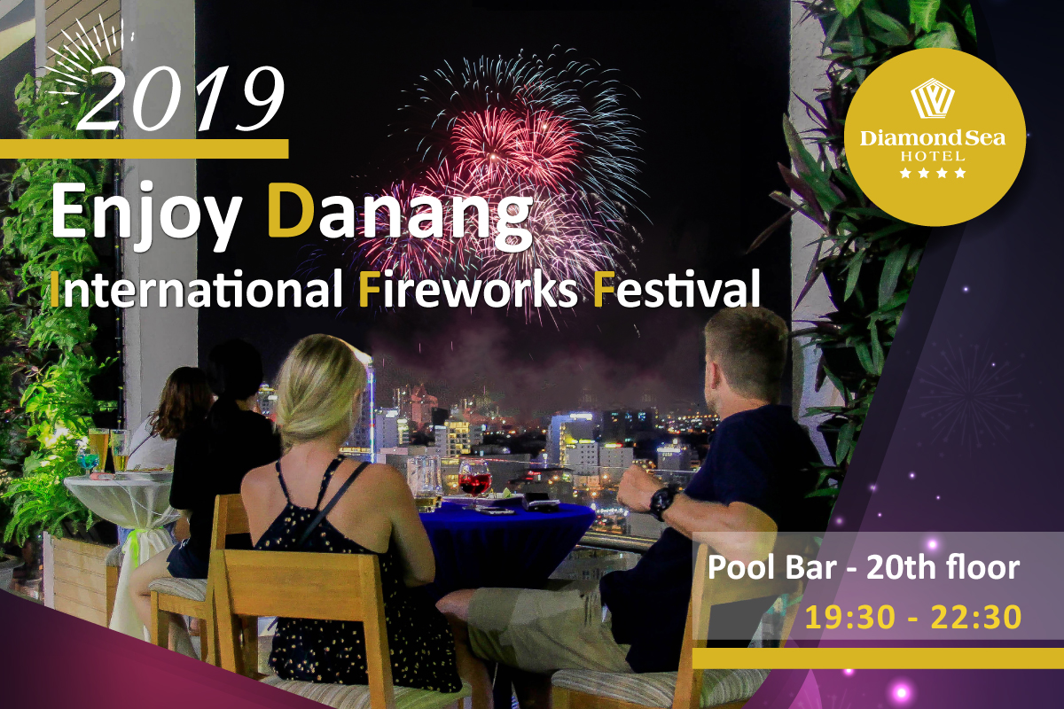 Enjoy Danang International Fireworks Festival