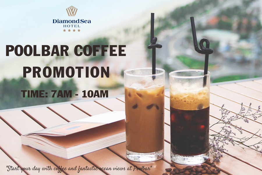 POOLBAR COFFEE PROMOTION